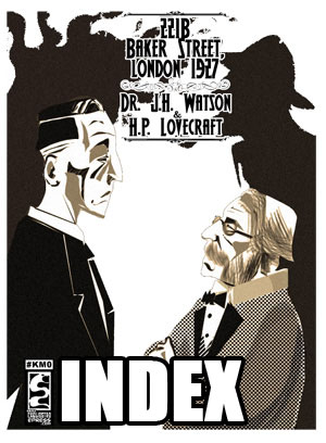 Watson & Lovecraft - Index